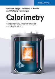 Calorimetry. Fundamentals, Instrumentation and Applications