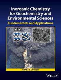 Inorganic Chemistry for Geochemistry and Environmental Sciences. Fundamentals and Applications