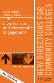 Civic Learning and Democratic Engagement