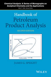 Handbook of Petroleum Product Analysis