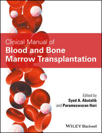Clinical Manual of Blood and Bone Marrow Transplantation
