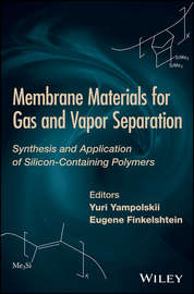 Membrane Materials for Gas and Separation. Synthesis and Application fo Silicon-containing Polymers