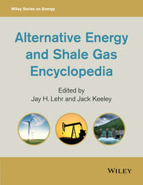 Alternative Energy and Shale Gas Encyclopedia