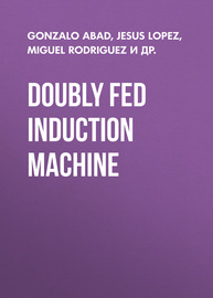 Doubly Fed Induction Machine. Modeling and Control for Wind Energy Generation