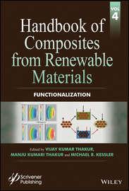 Handbook of Composites from Renewable Materials, Functionalization