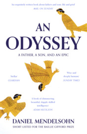 An Odyssey: A Father, A Son and an Epic: SHORTLISTED FOR THE BAILLIE GIFFORD PRIZE 2017