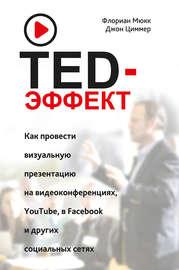 TED-эффект. Как провести визуальную презентацию на видеоконференциях, YouTube, в Facebook и других социальных сетях