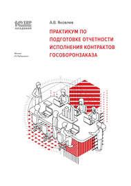 1С:Академия ERP. Практикум по подготовке отчетности исполнения контрактов гособоронзаказа (+ epub)