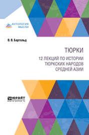Тюрки. 12 лекций по истории тюркских народов Средней Азии