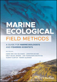 Marine Ecological Field Methods