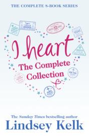 Lindsey Kelk 8-Book 'I Heart' Collection: I Heart New York, I Heart Hollywood, I Heart Paris, I Heart Vegas, I Heart London, I Heart Christmas, I Heart Forever, I Heart Hawaii