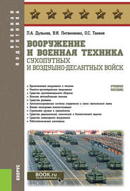 Вооружение и военная техника Сухопутных и Воздушно-десантных войск