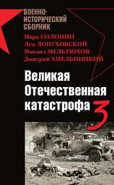 Великая Отечественная катастрофа – 3 (сборник)