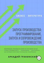 Запуск производства: Программирование, запуск и сопровождение производства