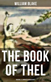 THE BOOK OF THEL (Original Illuminated Manuscript)