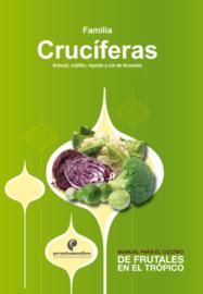 Manual para el cultivo de hortalizas. Familia Cruc?feras