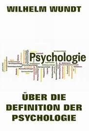 ?ber die Definition der Psychologie