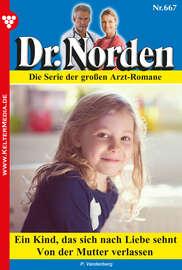 Dr. Norden 667 – Arztroman
