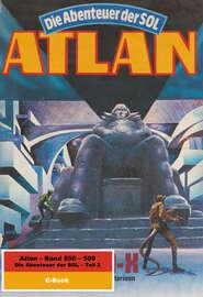 Atlan-Paket 12: Die Abenteuer der SOL (Teil 2)
