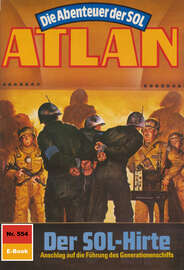 Atlan 554: Der Sol-Hirte