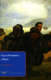 Viaje de Petersburgo a Mosc?