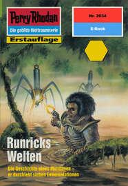Perry Rhodan 2034: Runricks Welten
