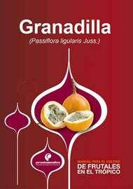 Manual para el cultivo de frutales en el tr?pico. Granadilla