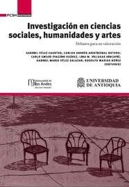 Investigaci?n en ciencias sociales, humanidades y artes