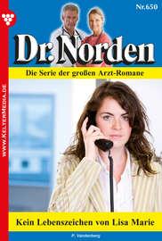 Dr. Norden 650 – Arztroman
