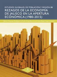 Rezagos de la econom?a de Jalisco en la apertura econ?mica (1980-2015)
