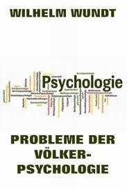 Probleme der V?lkerpsychologie