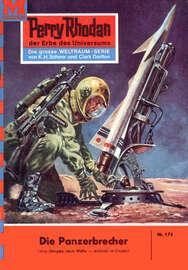 Perry Rhodan 174: Die Panzerbrecher