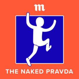 'The Naked Pravda' premiere trailer: Meduza's new English-language podcast