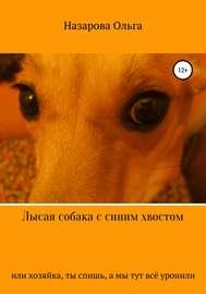 Лысая собака с синим хвостом, или хозяйка, ты спишь, а мы тут всё уронили!