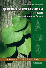 Деревья и кустарники парков средней полосы России