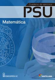 Cuaderno de ejercicios PSU Matem?tica