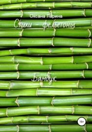 Бамбук. Стихи – фельетоны