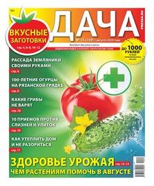Дача Pressa.ru 15-2020