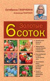 Книга Золотые шесть соток