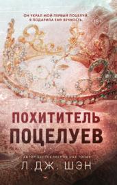Книга Похититель поцелуев
