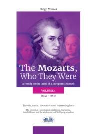 Аудиокнига - «The Mozarts, Who They Were (Volume 1)»