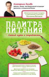Книга Палитра питания. Легкий путь к стройности