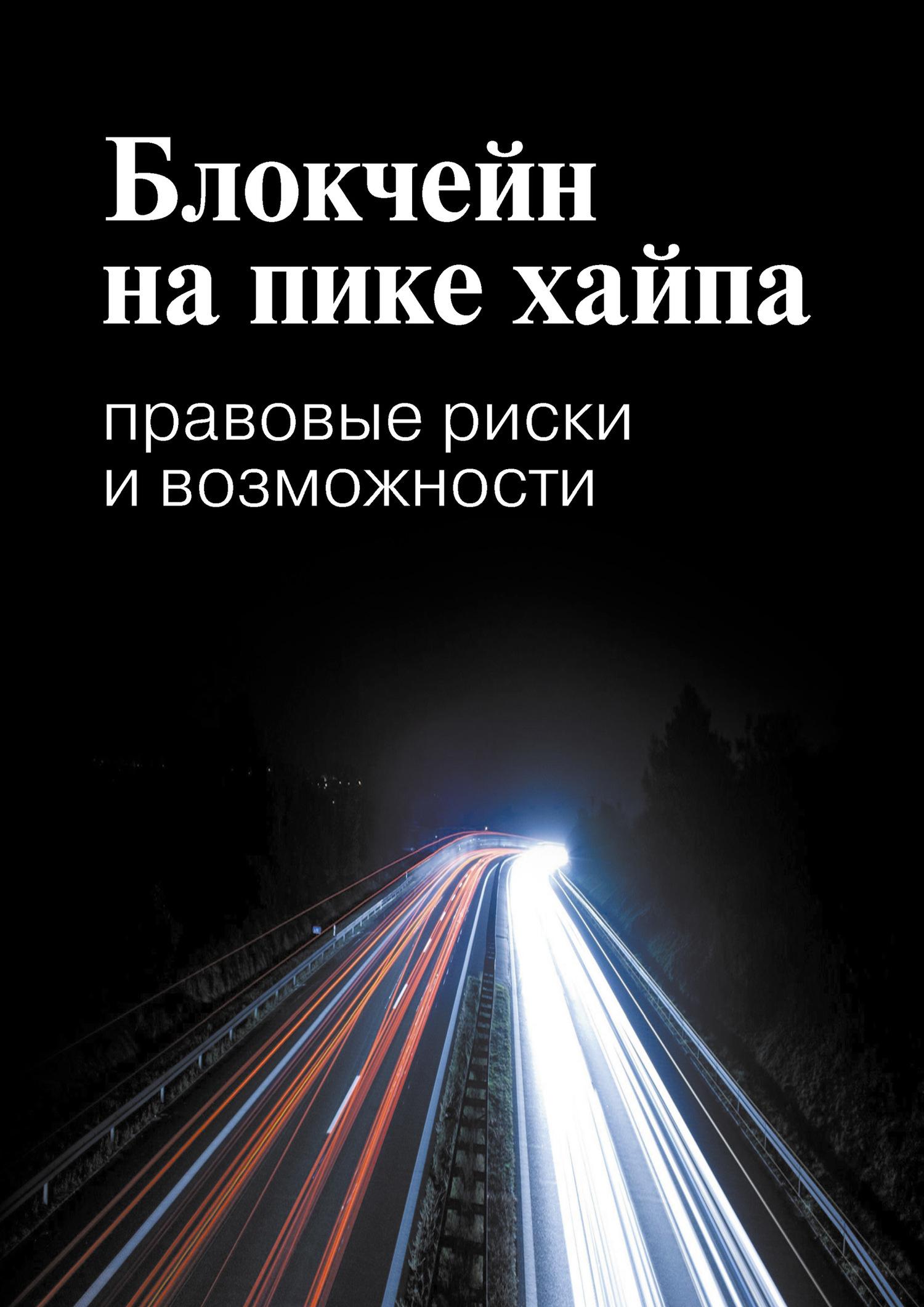 Книга Блокчейн на пике хайпа. Правовые риски и возможности